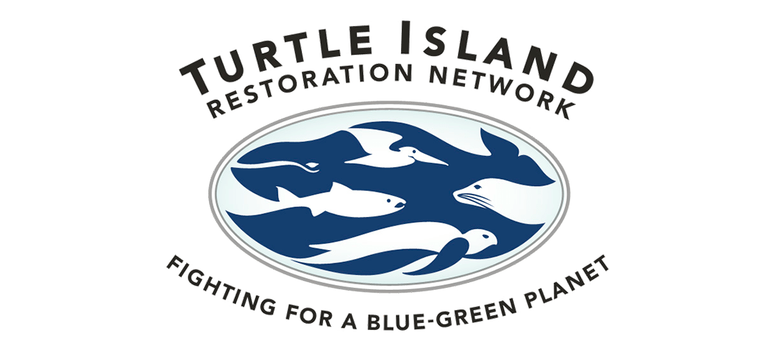 Turtle Island Restoration Network Logo